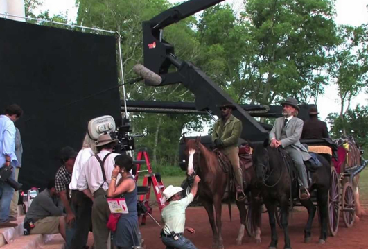 Making of Django Unchained