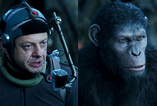 Making of Dawn of The Planet of The Apes