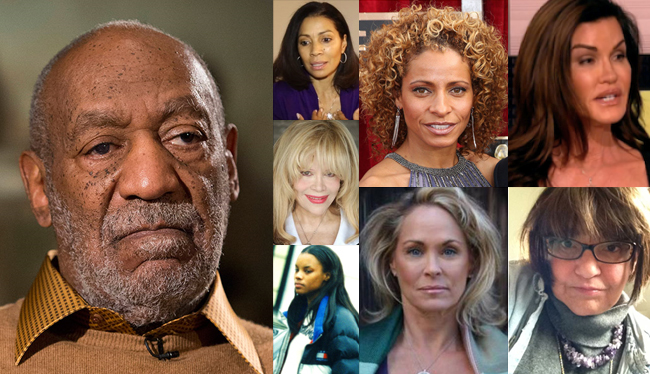 Image result for bill cosby accused