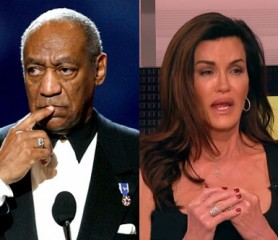 Janice Dickinson & Bill Cosby