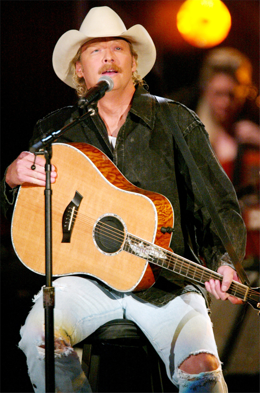 Alan Jackson height