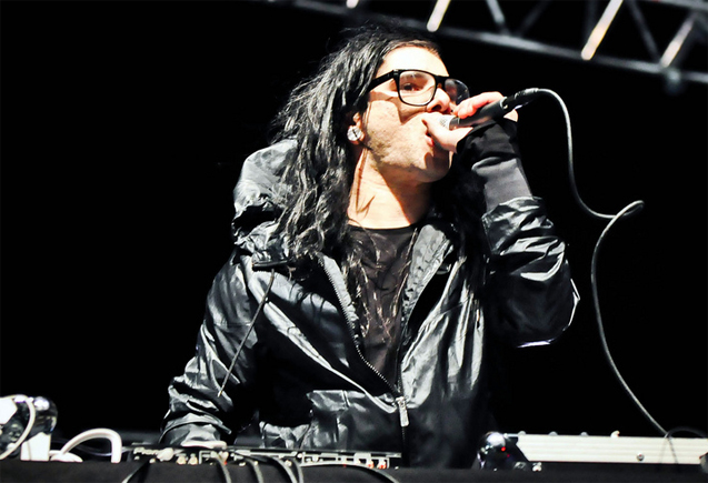 Skrillex measurements
