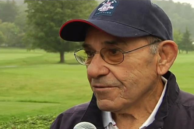 Yogi Berra interview