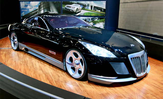 The Gallery For Gt Maybach Exelero Jay Z