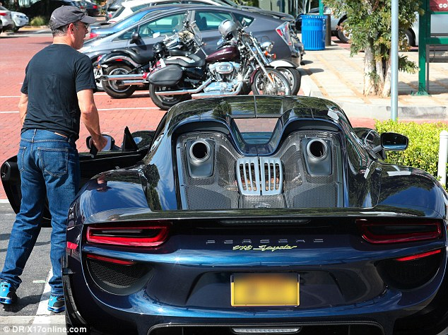 8 Super Rich Celebrities With The Most Expensive Cars
