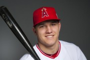 mike trout measurements