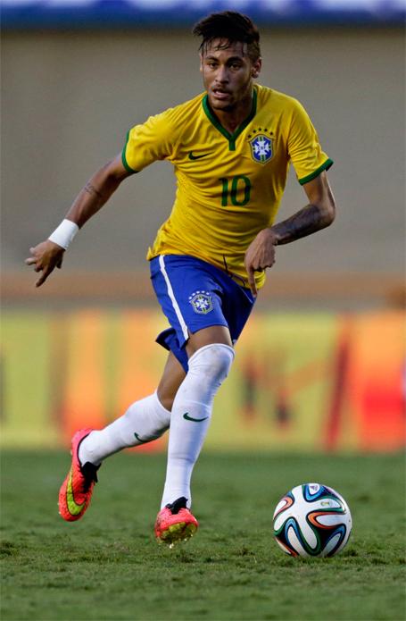 neymar height