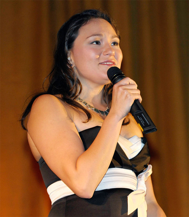tanya tagaq height