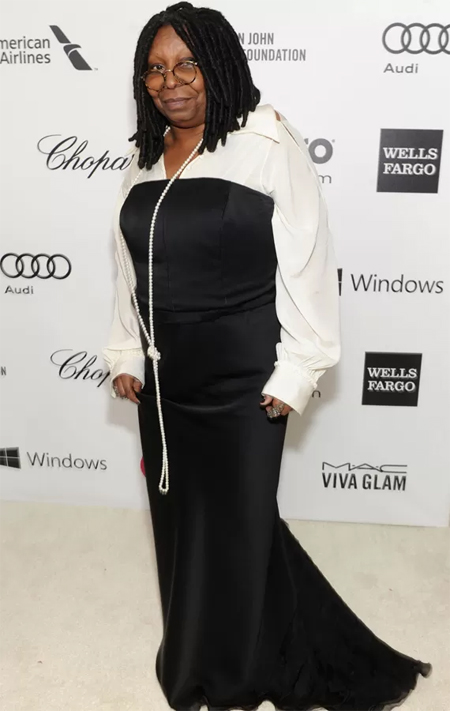 Whoopi Goldberg Height Weight Measurements | Celebrity Stats