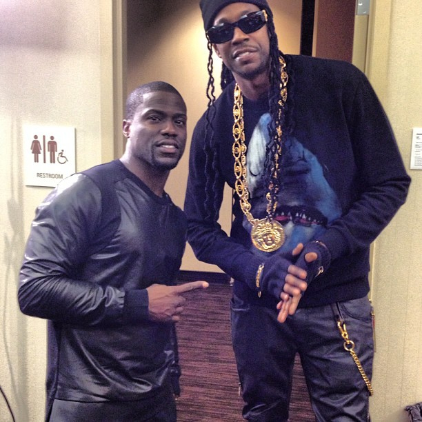 kevin hart and 2 chainz