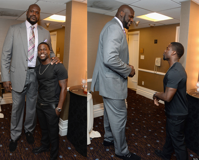 kevin hart and shaunie oneal