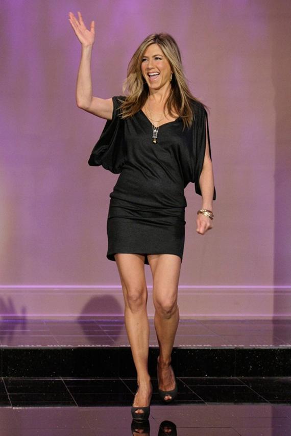 Jennifer Aniston Height Weight Body Measurements - Celebrity Stats
