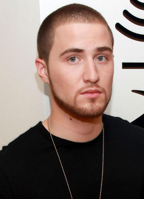 Mike Posner Height Weight Body Measurements
