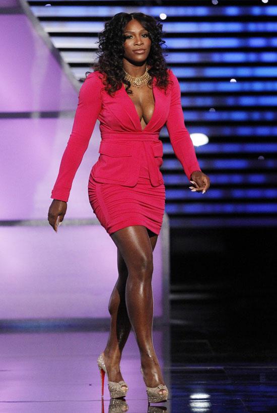 Serena Williams dress