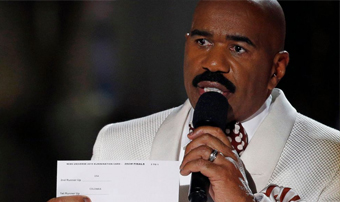 Steve Harvey Miss