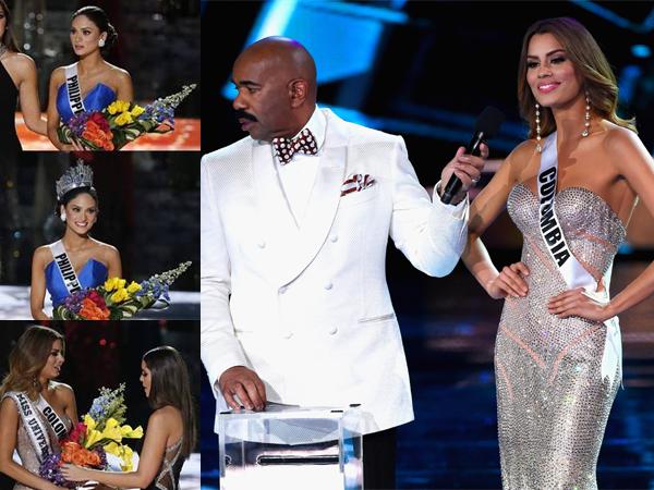 Steve Havey Miss Universe
