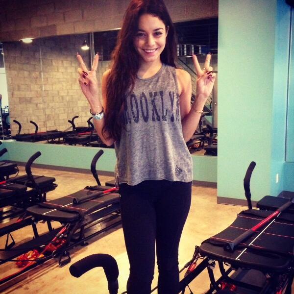 Vanessa Hudgens Height Weight Body Measurements