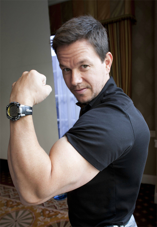 mark wahlberg measurements