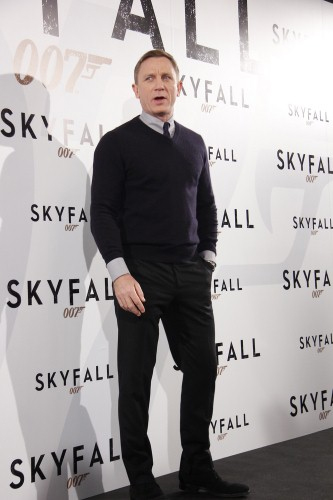 Daniel Craig Height We...