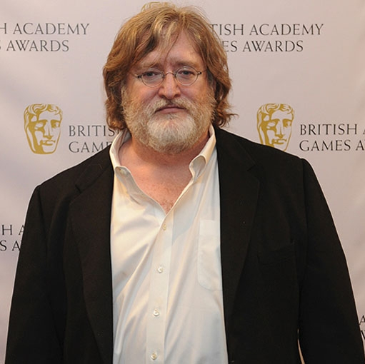 Gabe Newell net worth 2