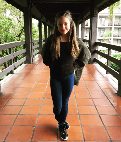 Mackenzie Ziegler Height