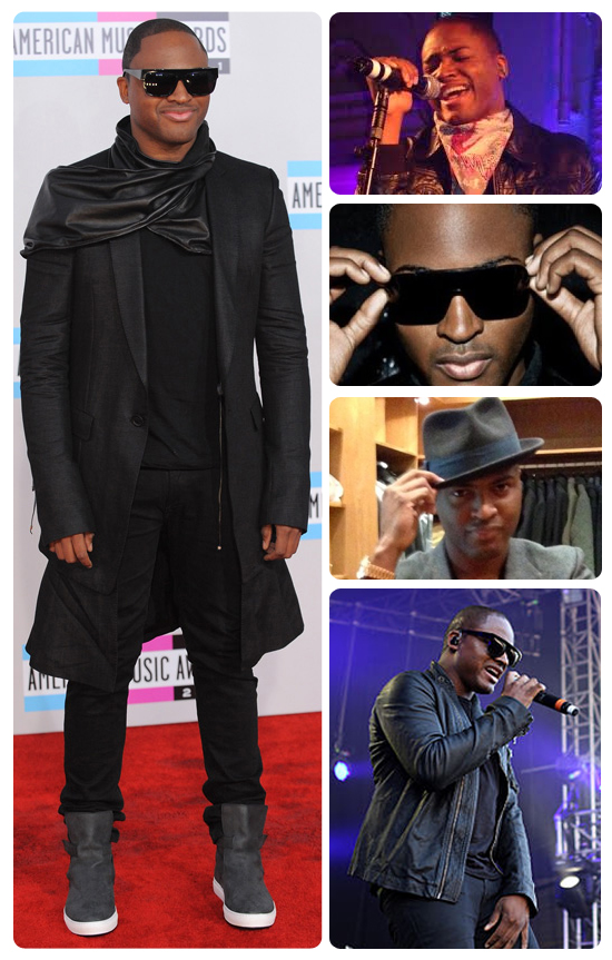 Taio Cruz height