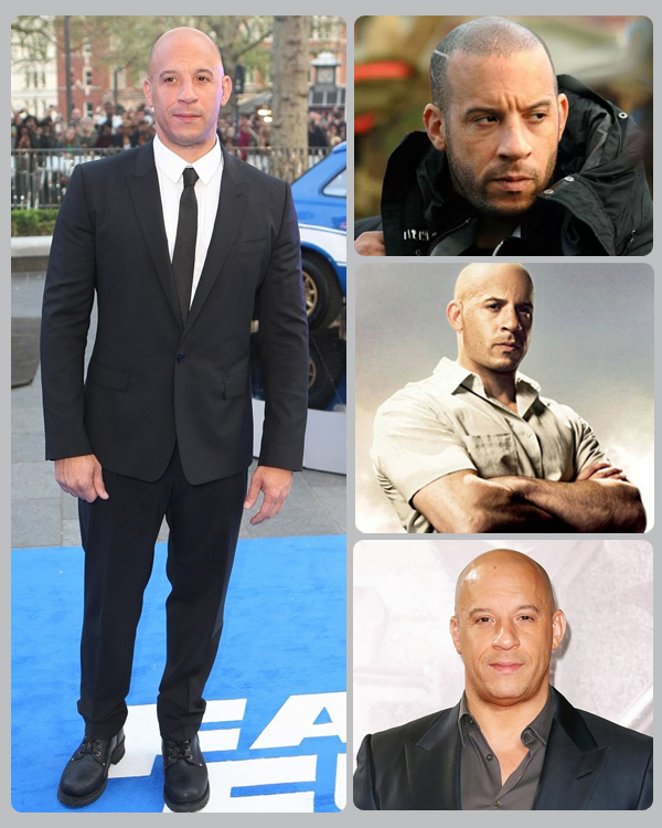 Vin Diesel Height Weig...
