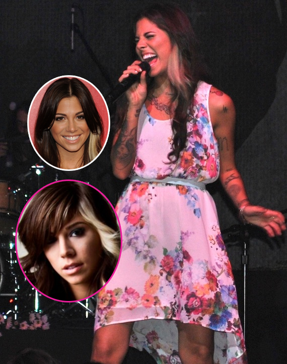 christina perri height