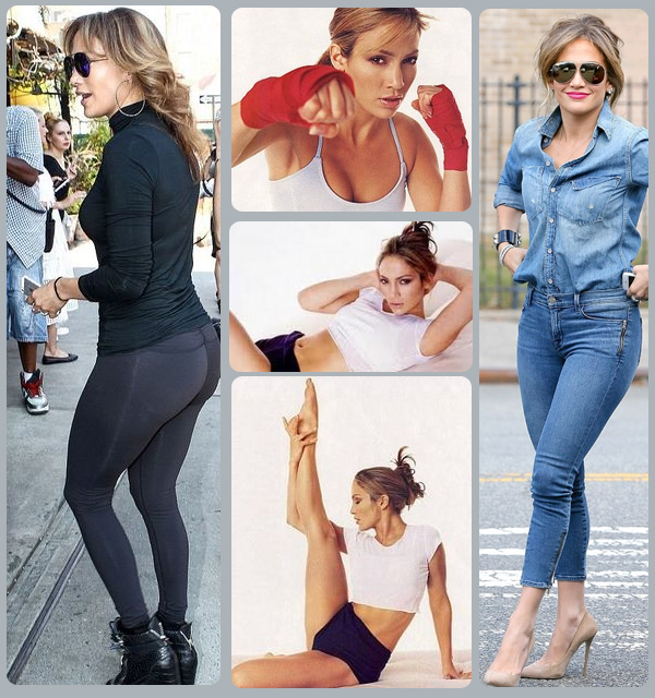 jennifer lopez workout diet plan