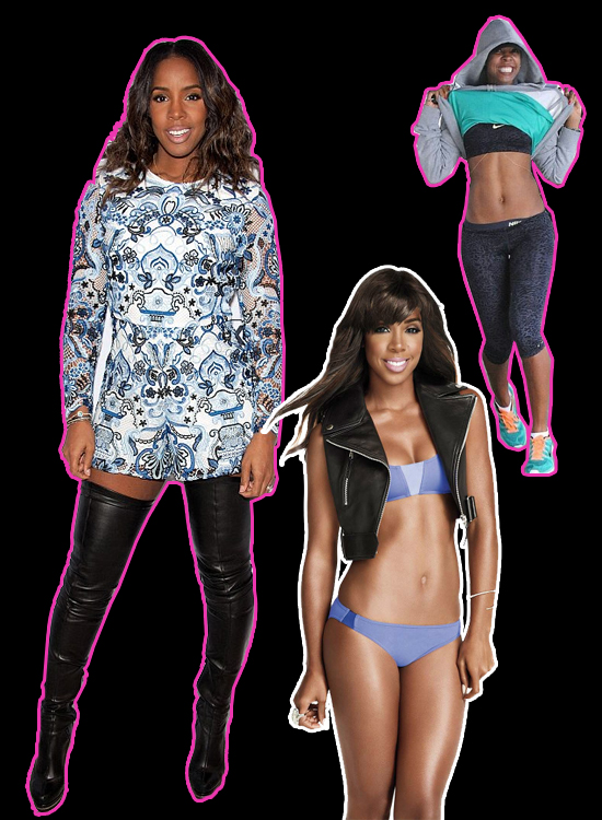 kelly rowland weight loss