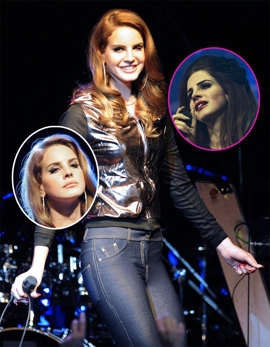 lana del rey height