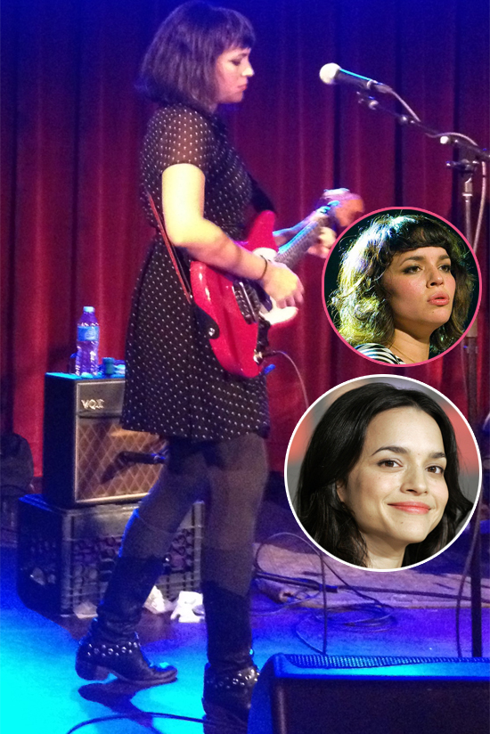 norah jones height
