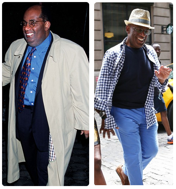 Al Roker weight loss