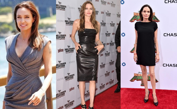 Angelina Jolie Weight Loss