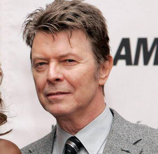 David Bowie Measurements