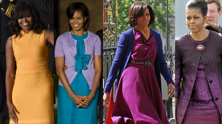 Designers Worn by Michelle Obama