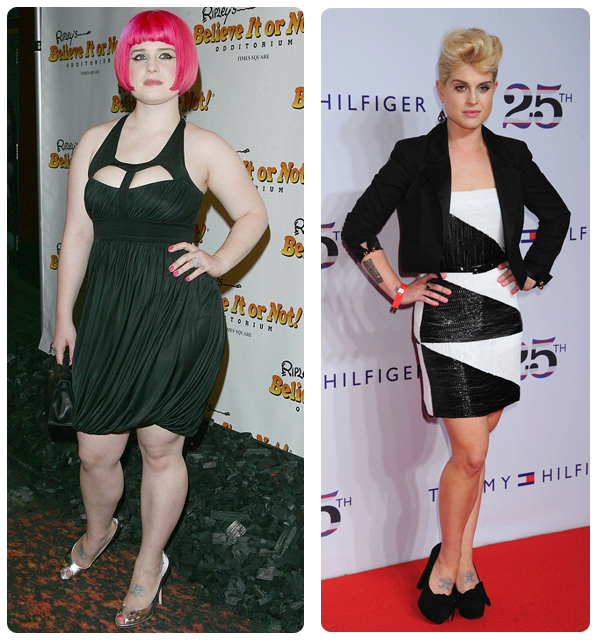 Kelly Osborne weight loss