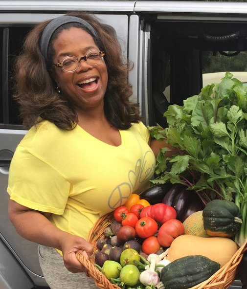 Oprah Winfrey Weight Loss and Diet