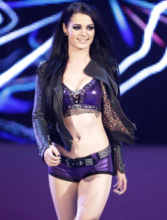 Paige Wrestler 3
