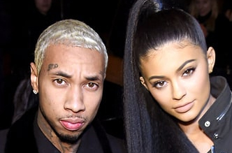 tyga and kylie jenner split