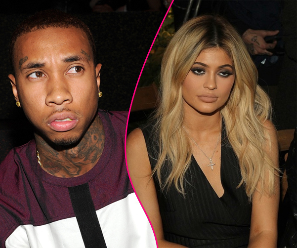 tyga and kylie jenner