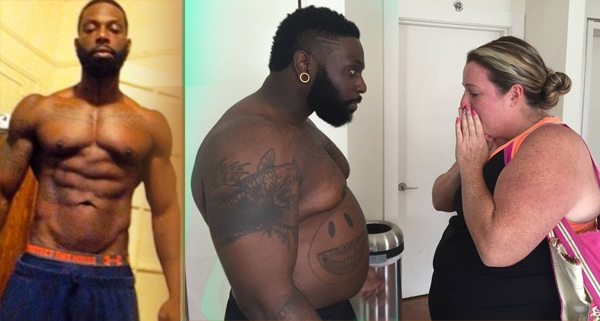 Adonis Hill – Fitness Trainer Puts on 70 Pounds