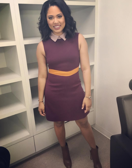 ayesha curry height weight body measurements