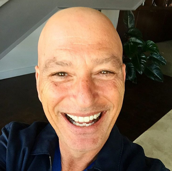 howie mandel height