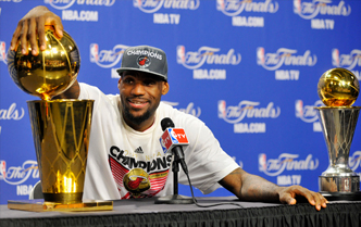 Lebron James Win Title