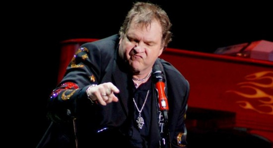 Meat Loaf Height