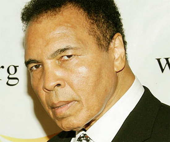 Muhammad Ali Height