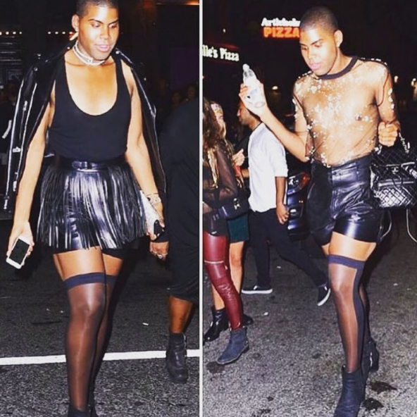 Rich Kids of Beverly Hills Star EJ Johnson News