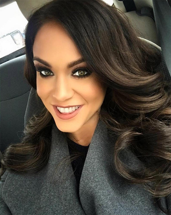 Vicky Pattison height