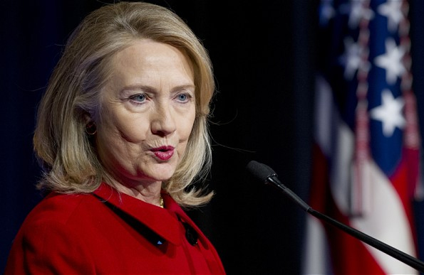 Hillary Rodham Clinton Biography